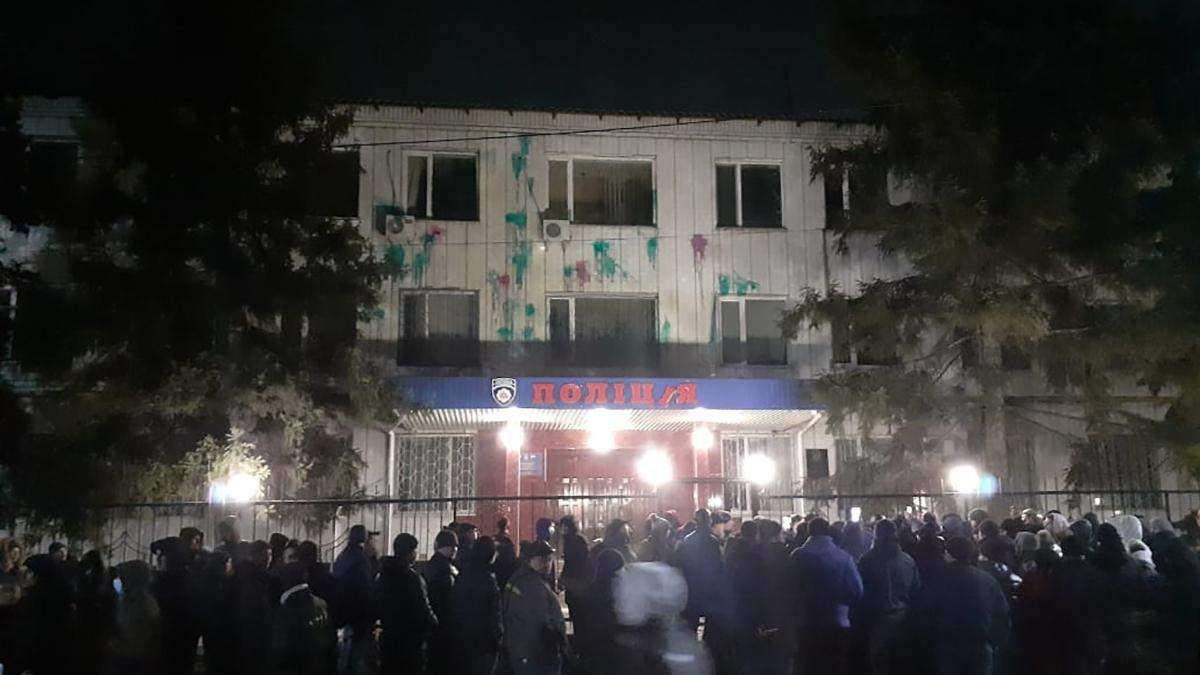 Резонансне вбивство у Каховці: фігуранта справи відпустили під домашній арешт