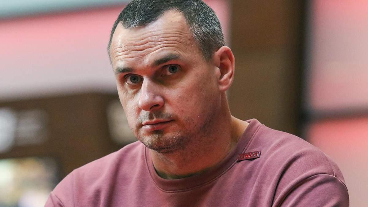 В День соборности Украины Олег Сенцов вспомнил о Сергее Нигояне
