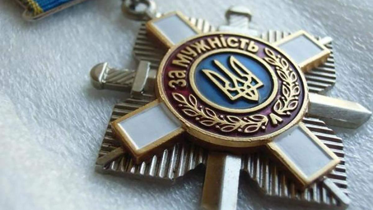 27 бойцов отметили за службу Украине