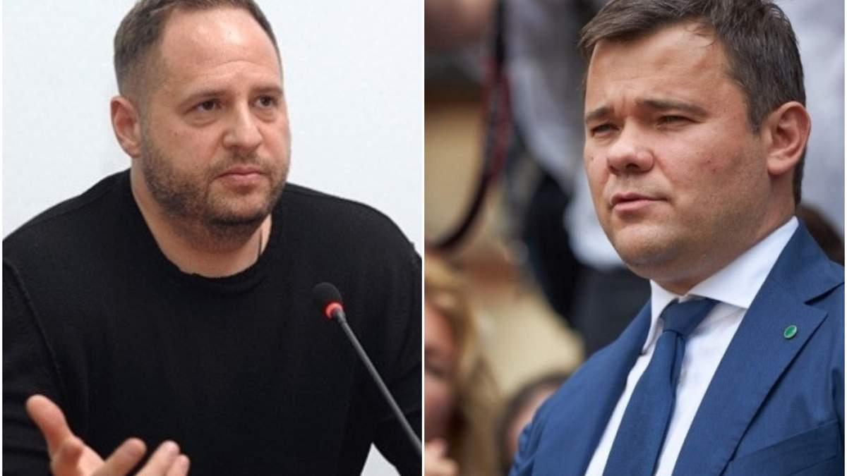 Богдан поссорился с Ермаком накануне церемонии чествования памяти жертв катастрофы МАУ