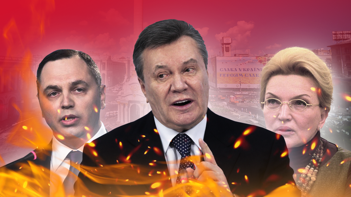 За п'ять років президентства Порошенка не було проведено належне розслідування і проведені реформи