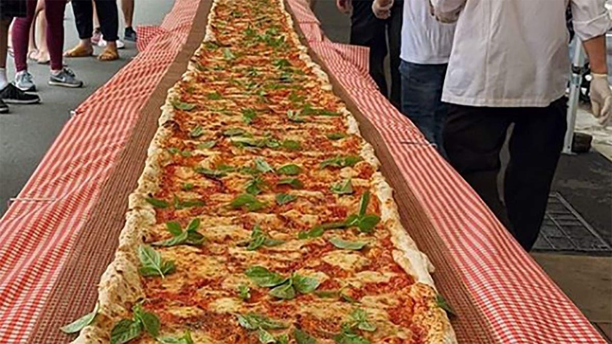 Пожар в Австралии: ресторан испек пиццу для благотворительности