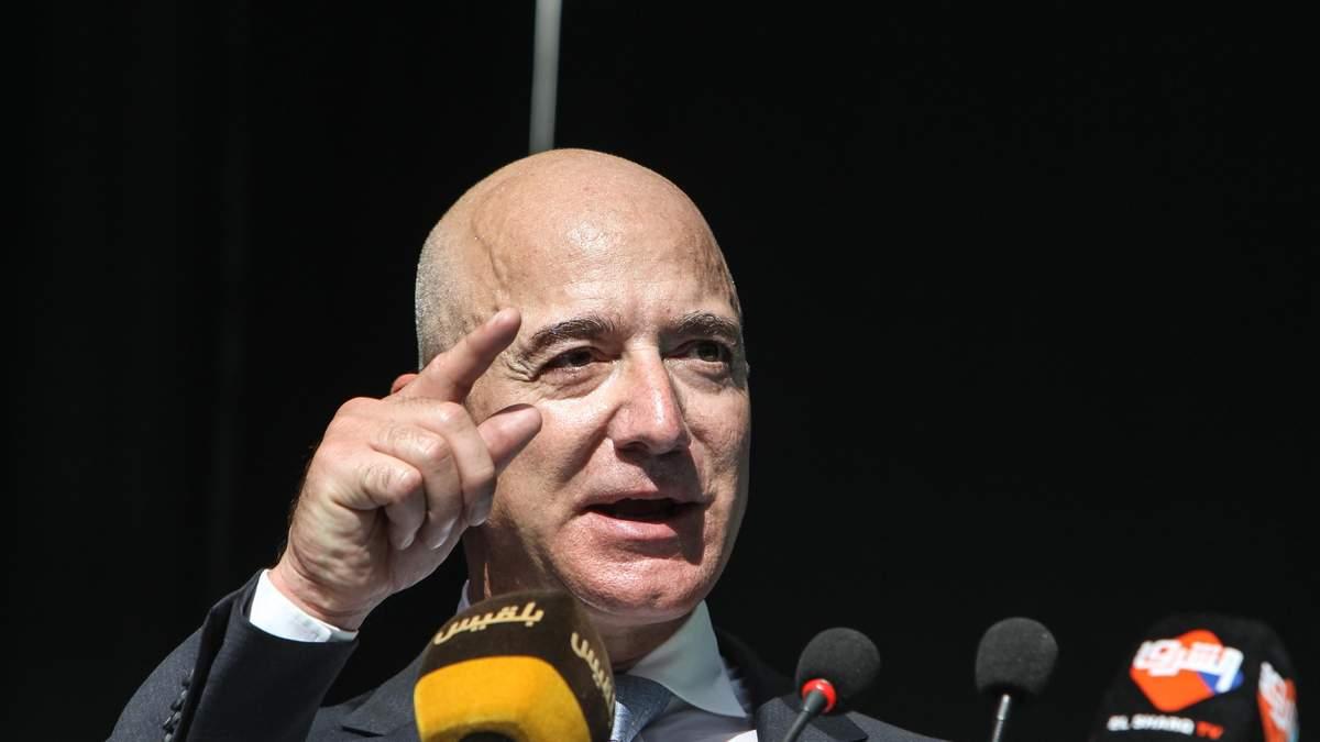 Владелец Amazon Джеф Безос