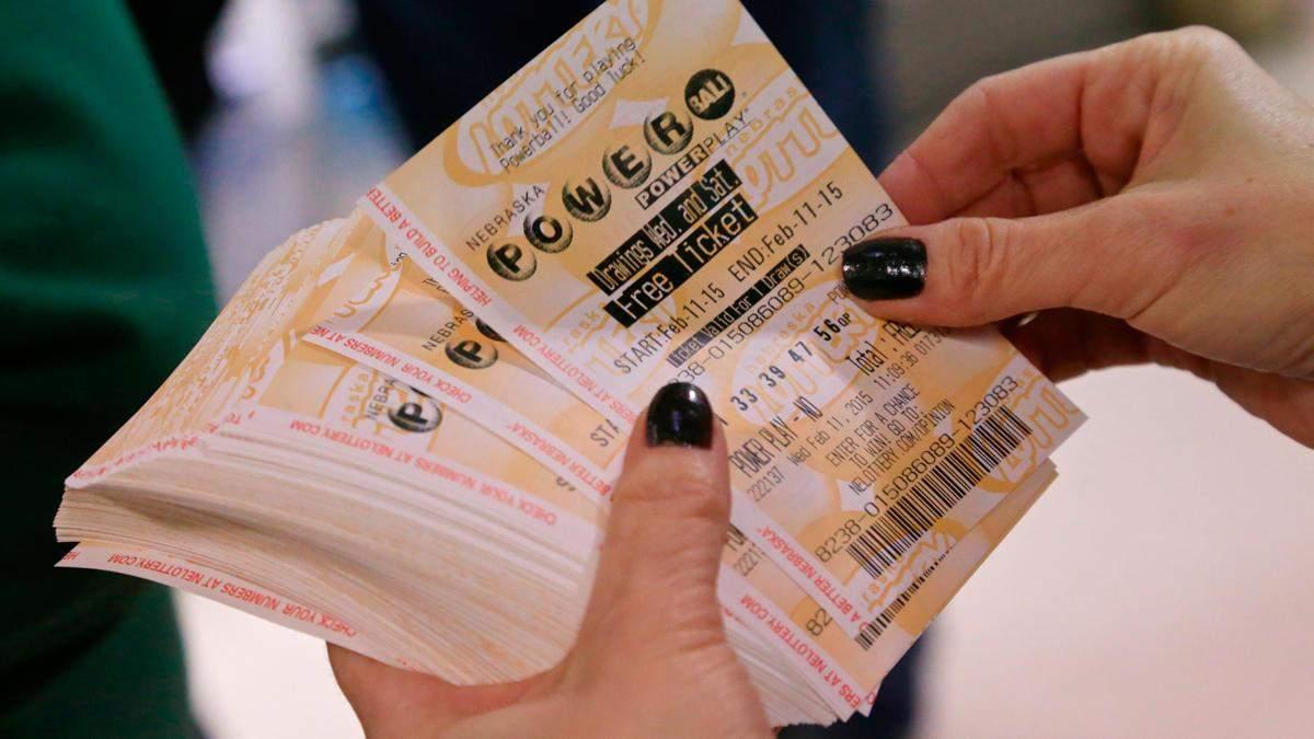 У гравців з України є шанс виграти 373 мільйони доларів в лотереї США