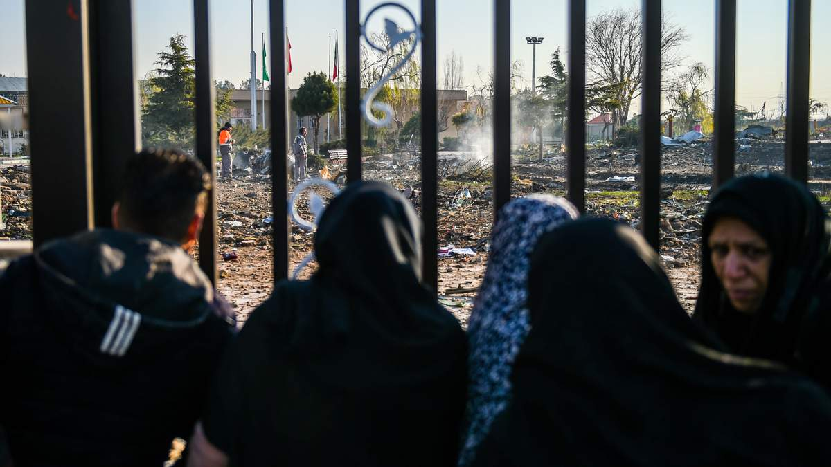 Іранці збили літак МАУ умисно, а версія про людський фактор – прикриття