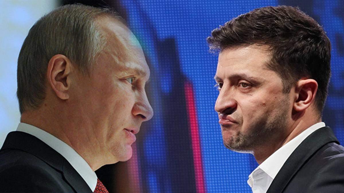 Чому Зеленський не зустрівся з Путіним у Ізраїлі: версія Кремля