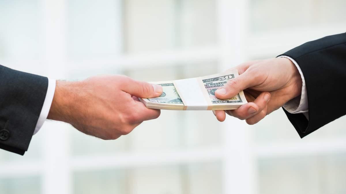 Чому Україна опустилася в рейтингу сприйняття корупції від Transparency international