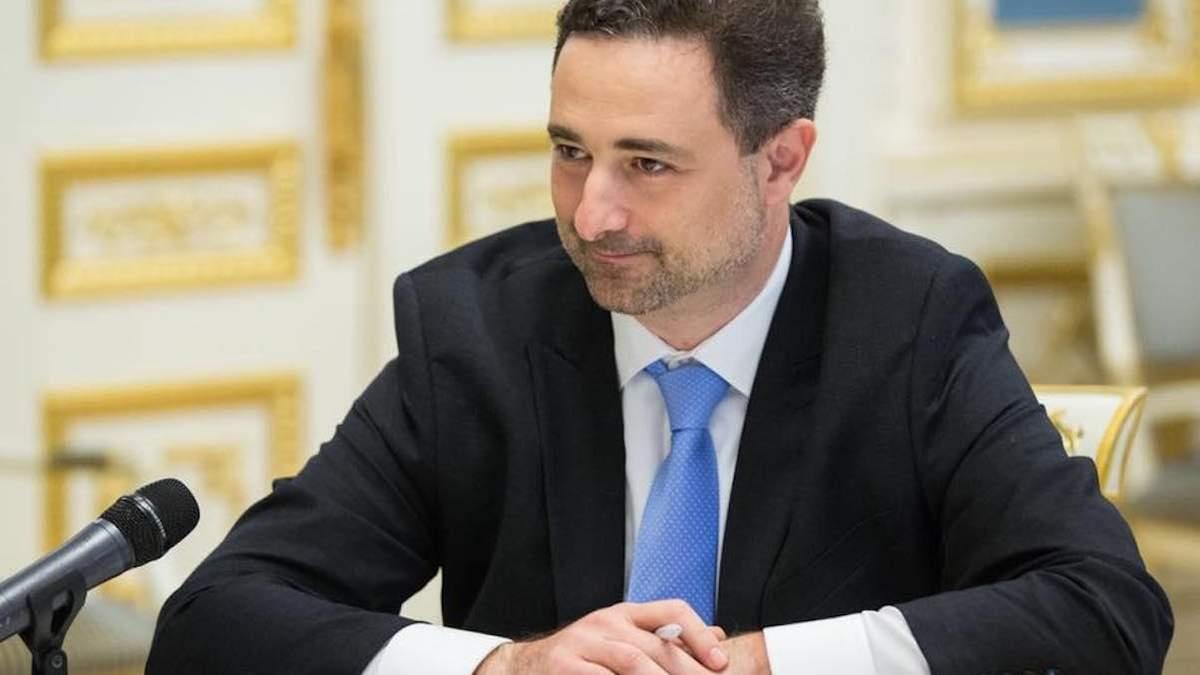 Зарплата Укрпочты Игоря Смелянского за декабрь 2019: что известно