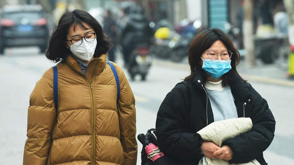 Коронавируса в Китае