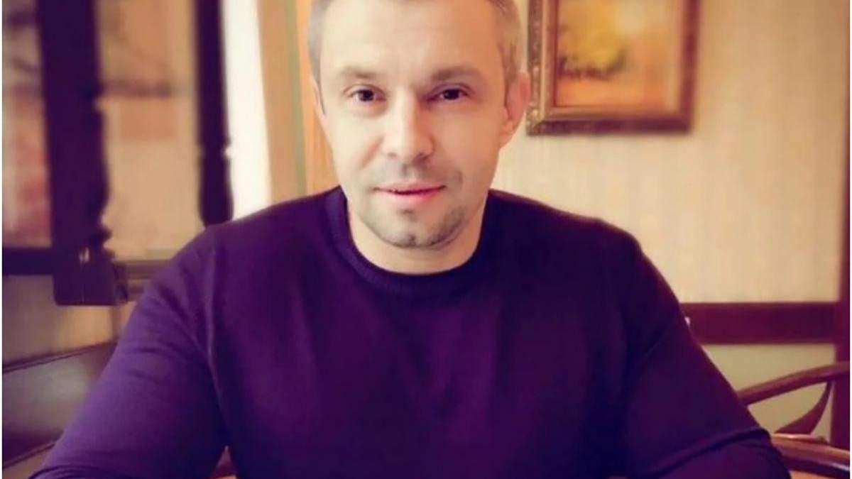 Левін (Москаленко) - підозрюваний в організації нападу на Гандзюк