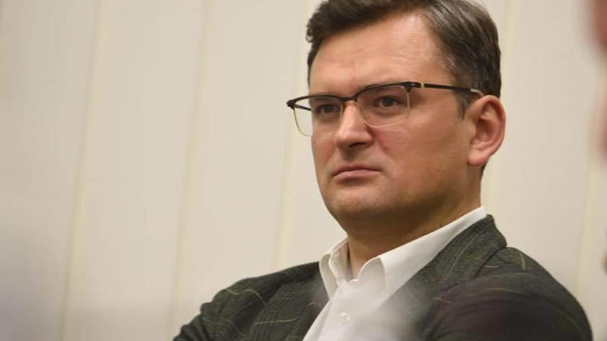 За последний год власти Порошенко тормозился процесс интеграции Украины в ЕС, – Кулеба