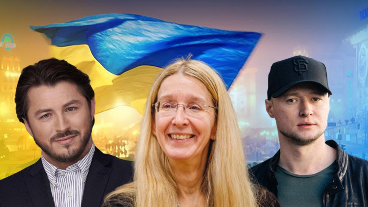 Залаштунки війни: хто з відомих українців допомагає армії