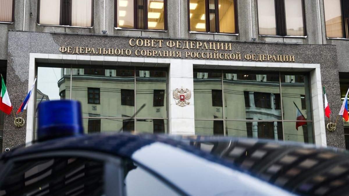 У Росії відповіли на заяви Польщі про компенсацію за Другу світову