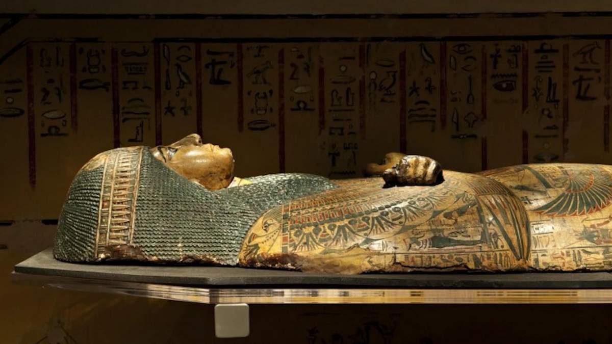 3000-летняя мумия заговорила: ученые воссоздали голос египетского жреца Несямуна – видео