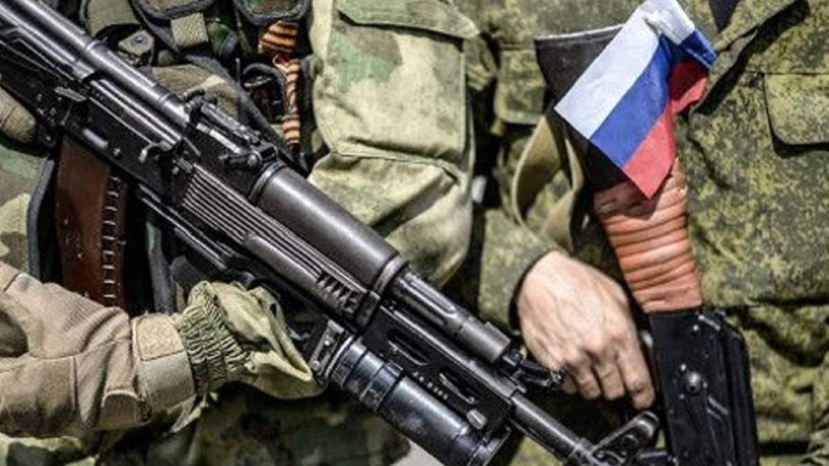 Боевики продолжают обстреливать позиции Украины