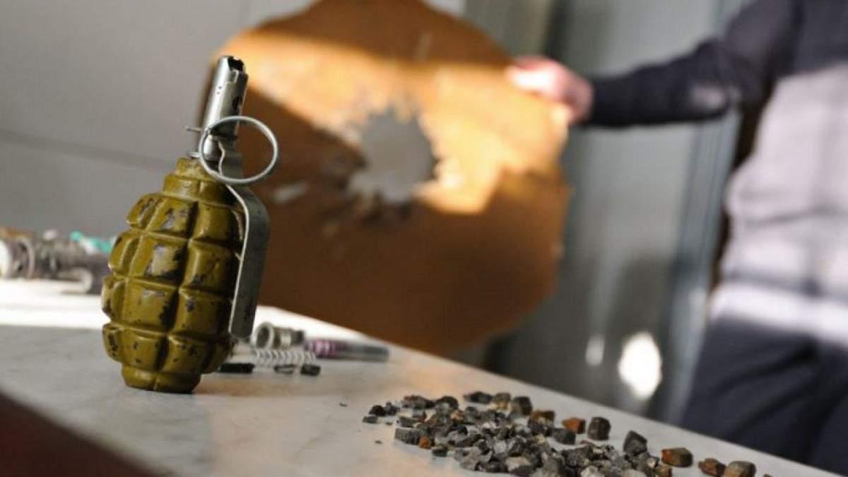 В жилом доме в Харькове взорвалась граната