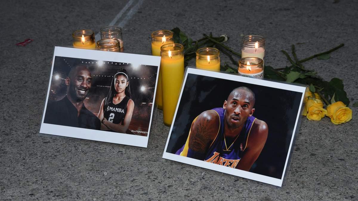 Погиб Коби Брайант: жизнь легенды баскетбола в фото