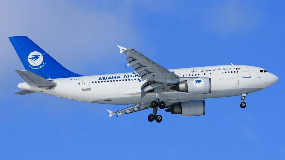 В Афганістані 27 січня 2020 впав літак
