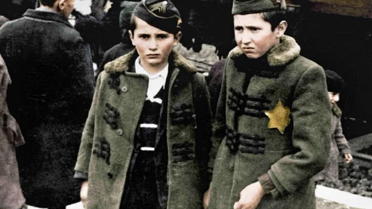 Опубликовали редкие фото из концлагеря Освенцима