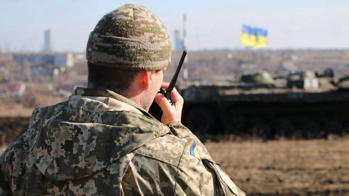 Боевики зашли на позиции ВСУ возле Петровского и сымитировали обстрел своих позиций