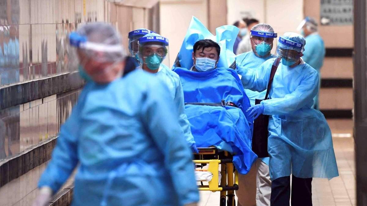 Відбулася нарада оперативної групи з питань моніторингу та аналізу ситуації щодо розповсюдження нового коронавірусу