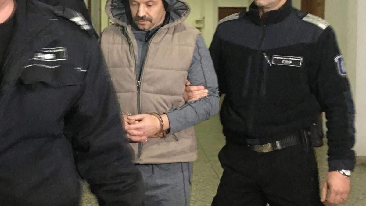 Болгарский суд арестовал Левина на 40 суток