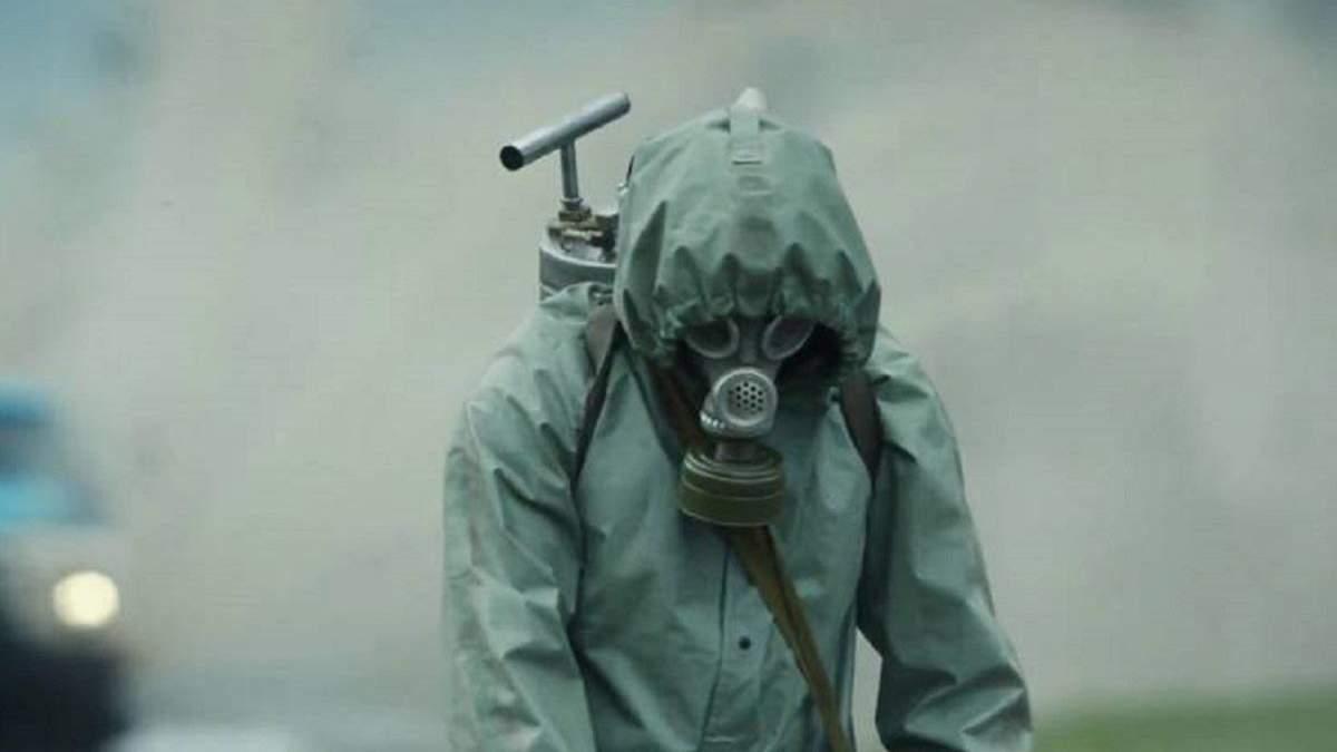 """З китайського сайту з фільмами через коронавірус зник серіал """"Чорнобиль"""""""