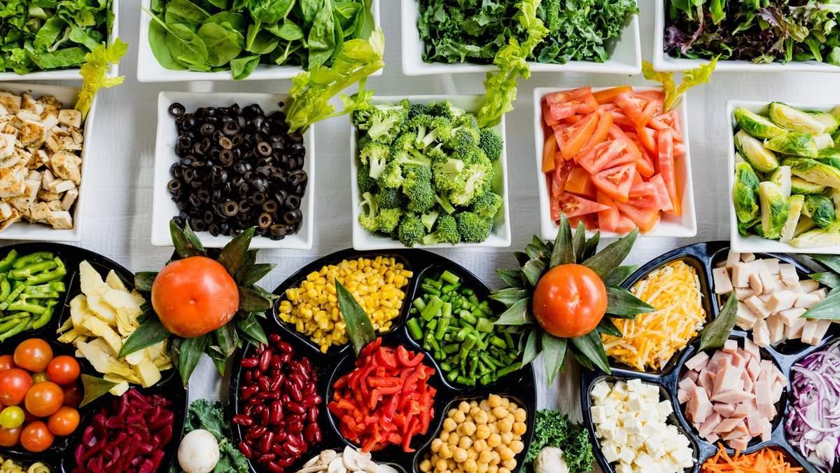 Скільки потрібно їсти овочів та фруктів: пояснення дієтолога