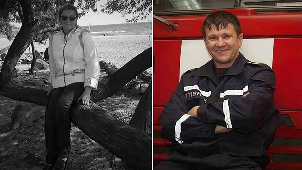 Пожар в Одессе на Троицкой: преподаватель и спасатель стали Героями Украины посмертно