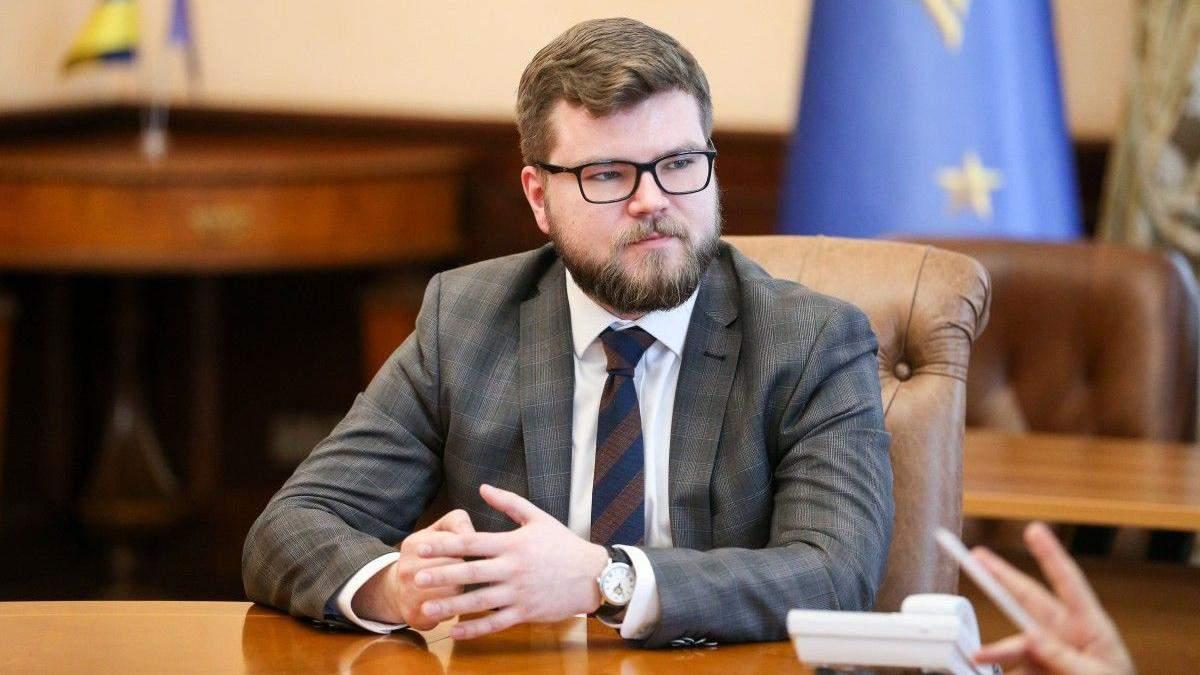 Уволен Евгений Кравцов – глава правления Укрзализныци