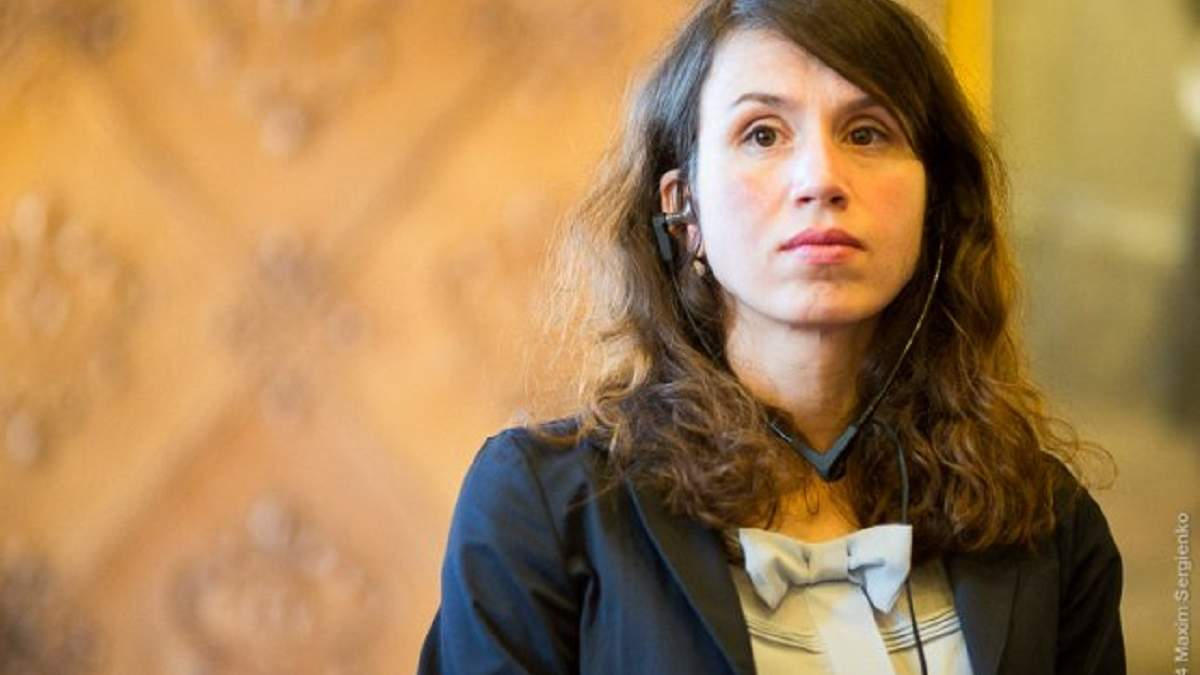 Чорновол пожаловалась, что ее избили сотрудники ГБР