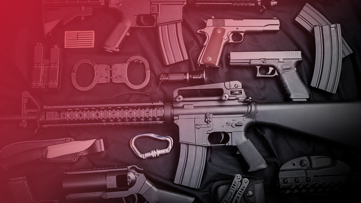 Легалізація зброї в Україні у 2020 – за і проти легалізації