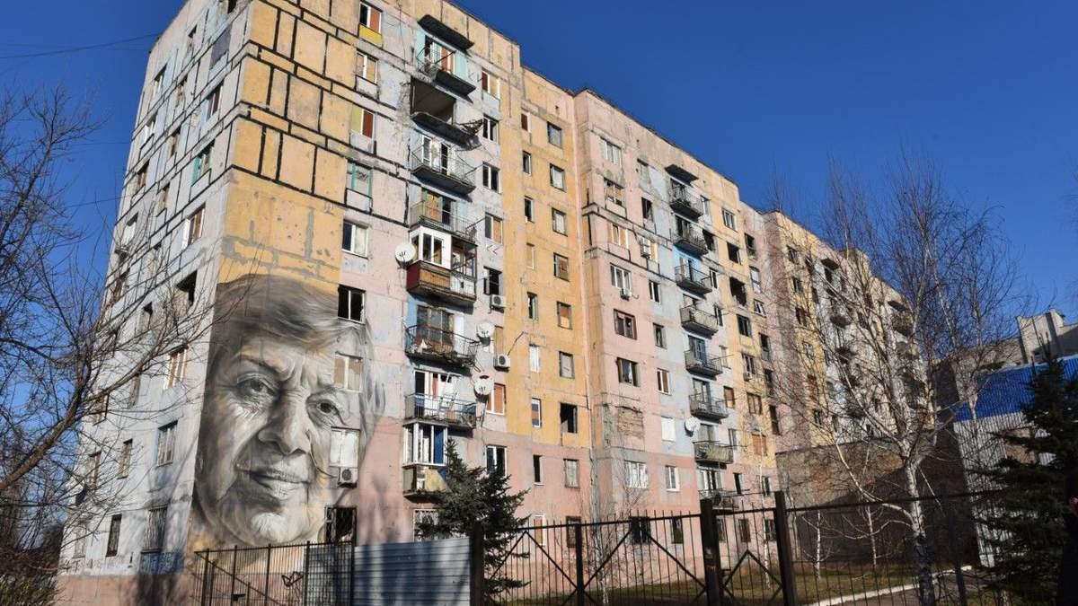 Попри загрозу життю: як австралійський художник привернув увагу до війни на Донбасі