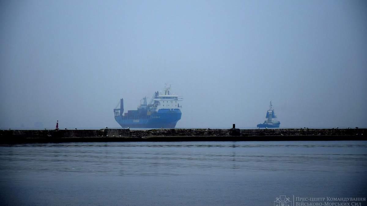 Украина может получить еще катера типа Island от США