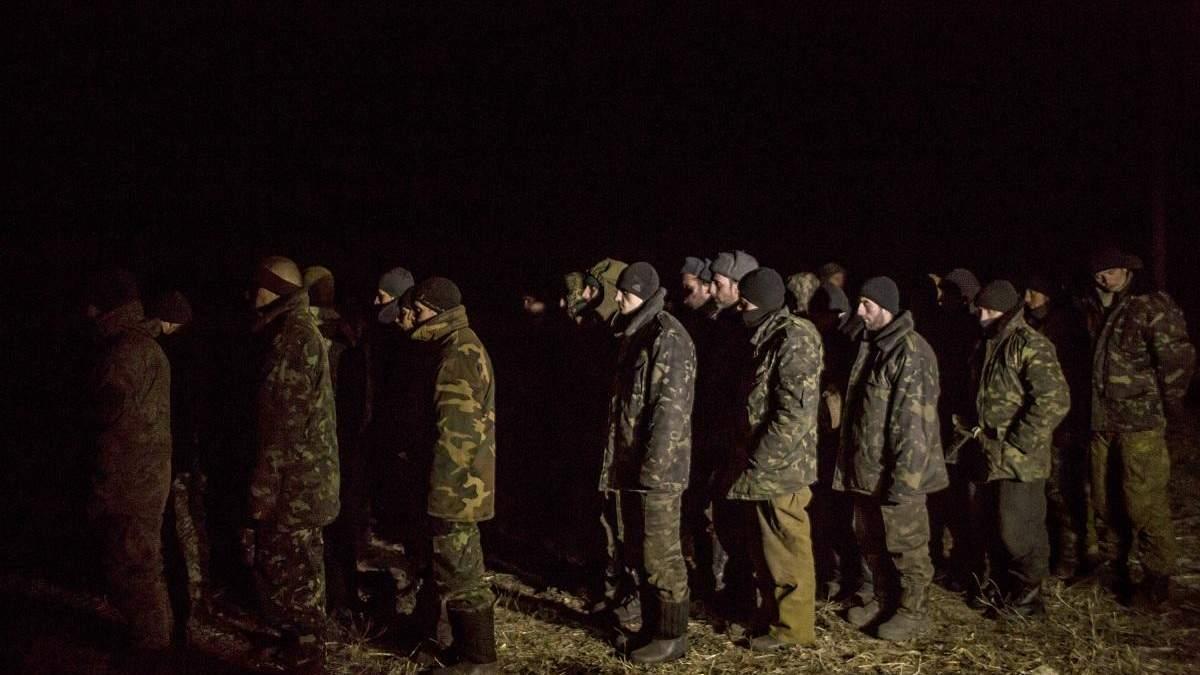 Україна намагається повернути додому заручників Кремля