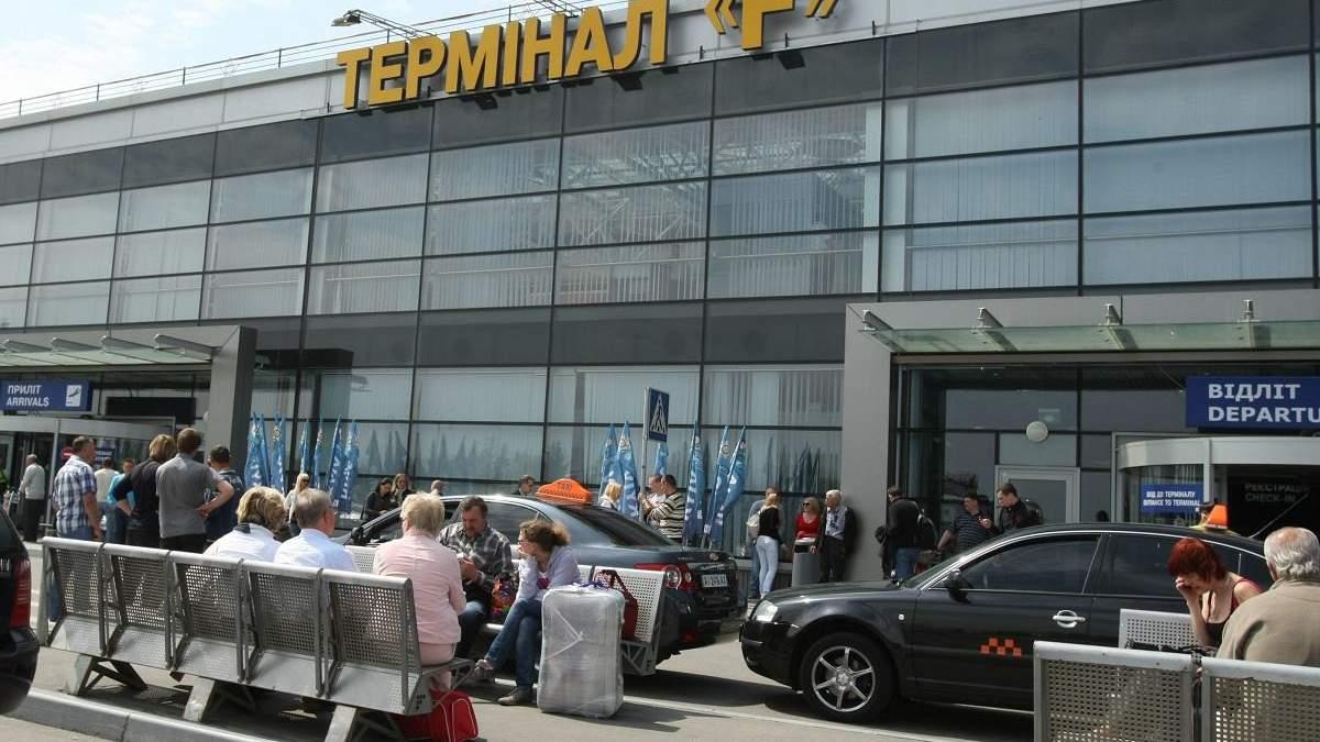 """Приміщення у терміналі F """"Борисполя"""" орендували за рекордну суму"""