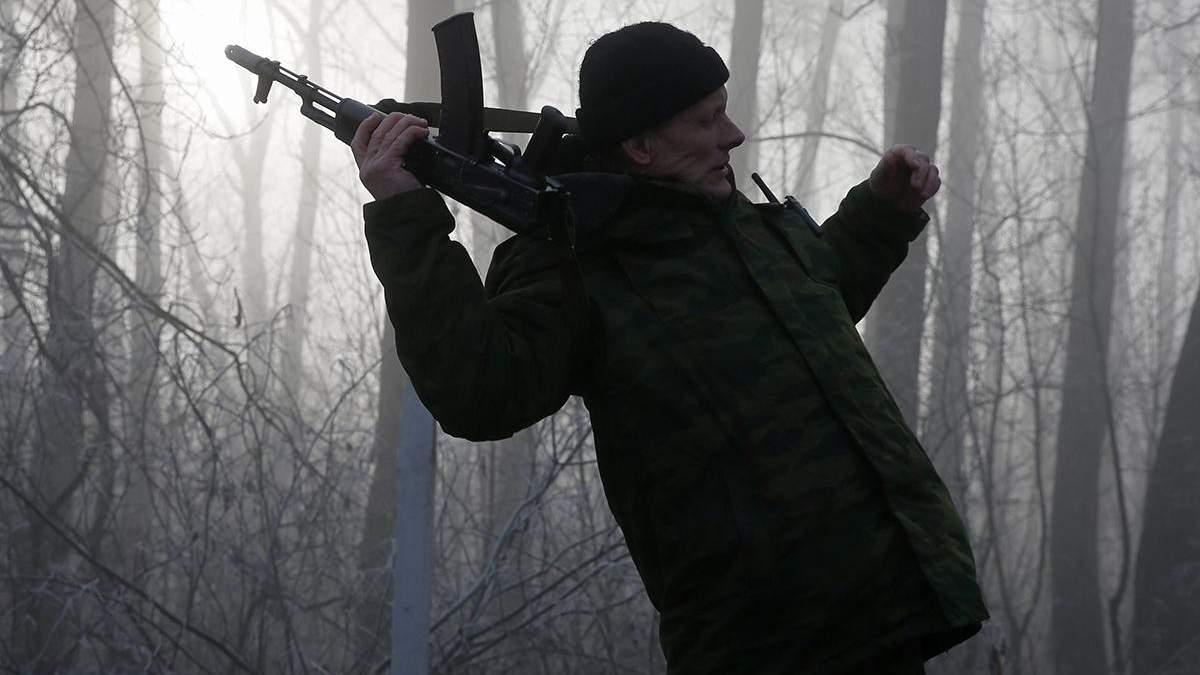 Втрати бойовиків на Донбасі у січні 2020