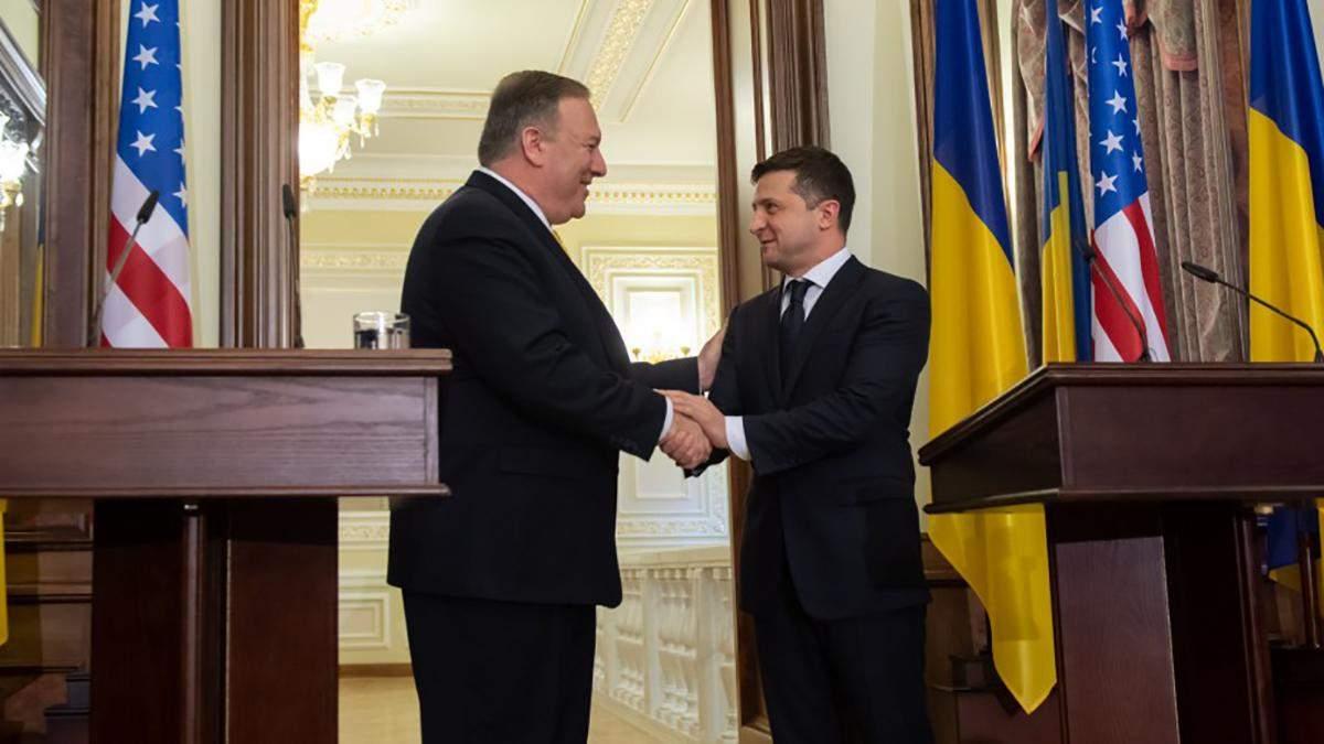 Україна готова розширювати відносини з США в оборонній сфері
