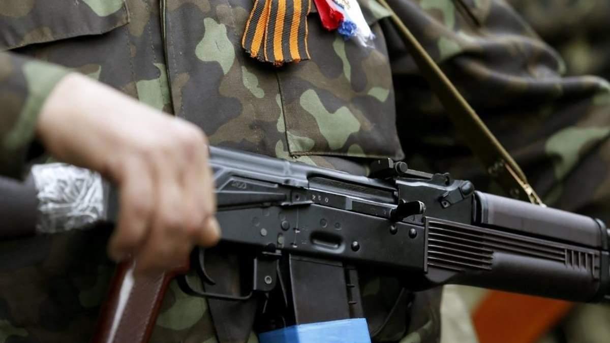 На Донбасі бойовики готують примусовий призов на військову службу