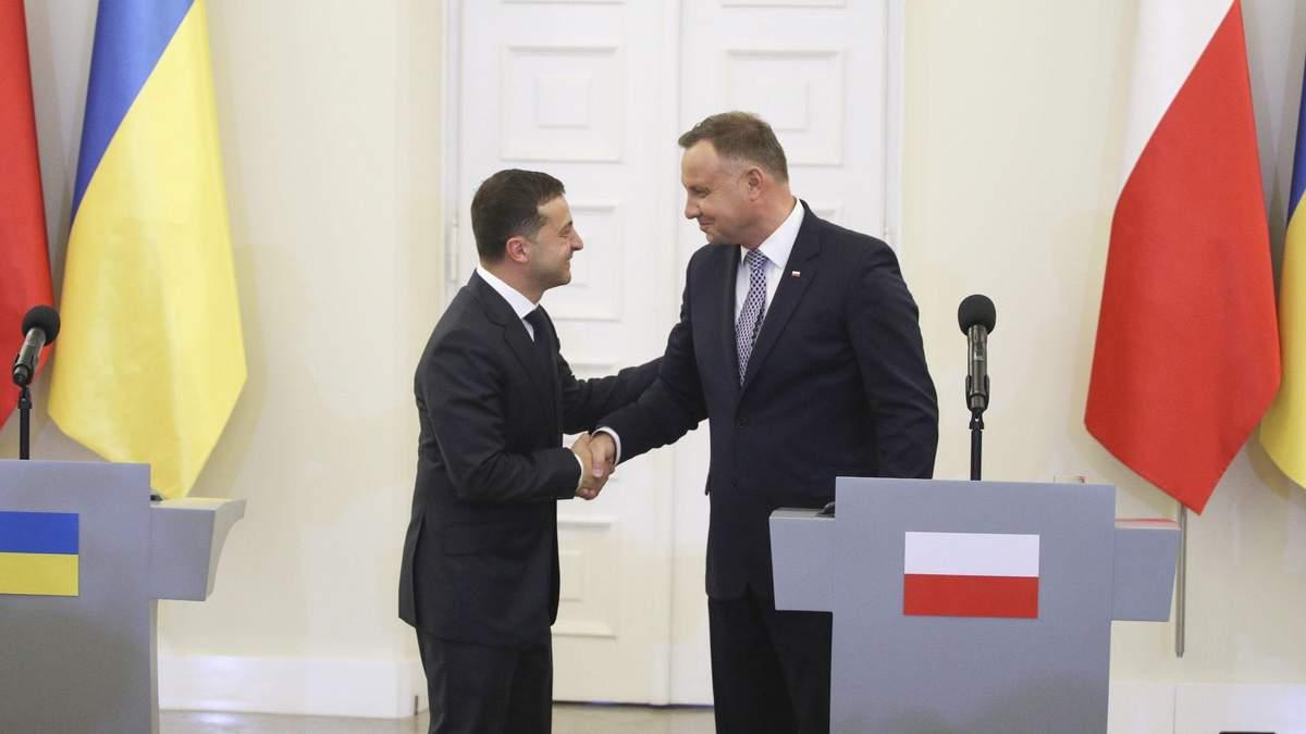Діалог між Україною та Польщею розпочався?