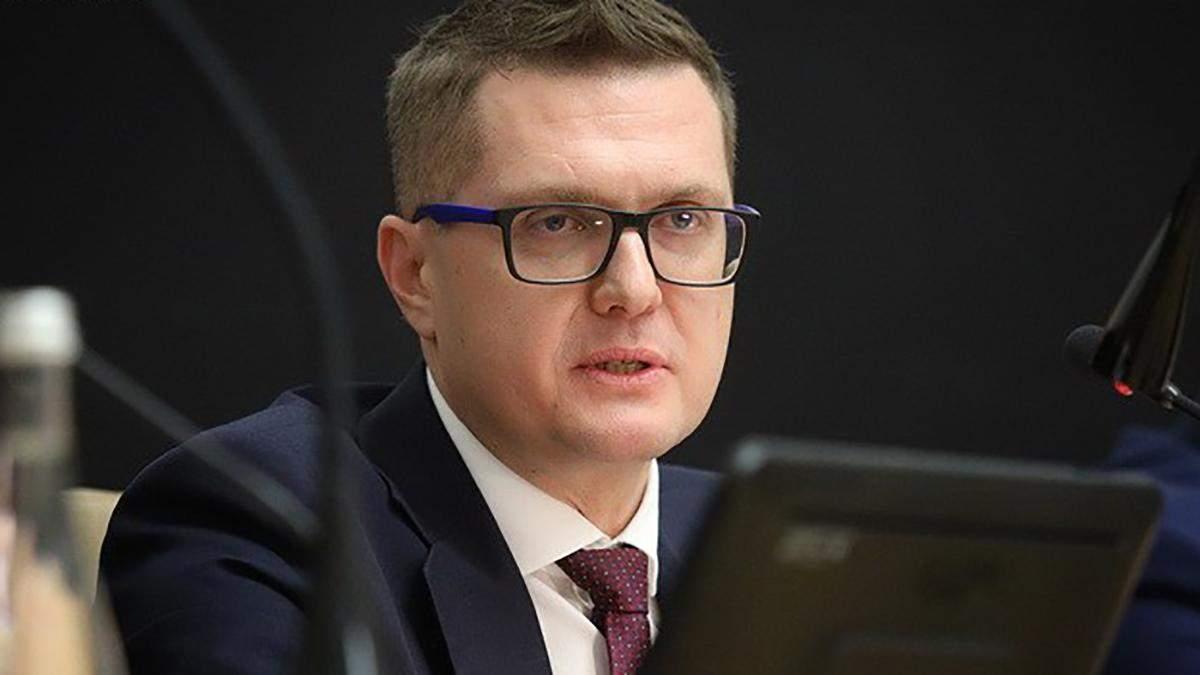 Закон про СБУ: Баканов ініціює новий закон про СБУ