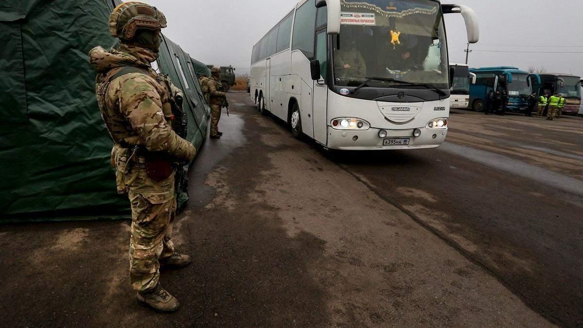 Боевики выдвинули требования относительно следующего обмена пленными