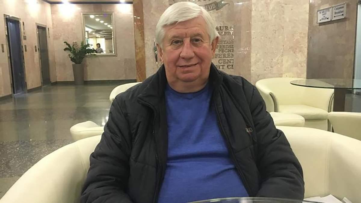 Віктор Шокін стверджує, що його отруїли