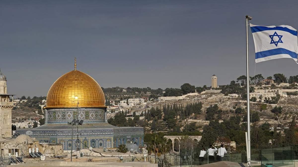 Ізраїль просить Україну перенести посольство у Єрусалим