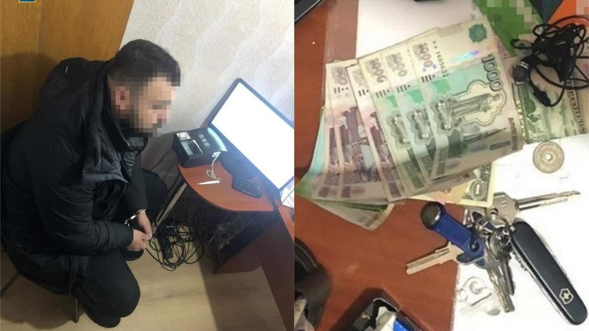 СБУ задержала пограничника, который бежал со службы и 5 лет прятался в России фото