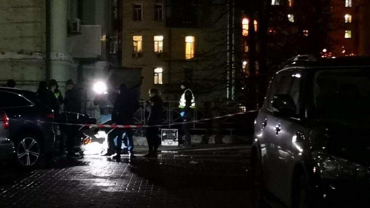 Вбили Андрія Сотника 02.02.2020 у Києві: фото, відео з місця вбивства