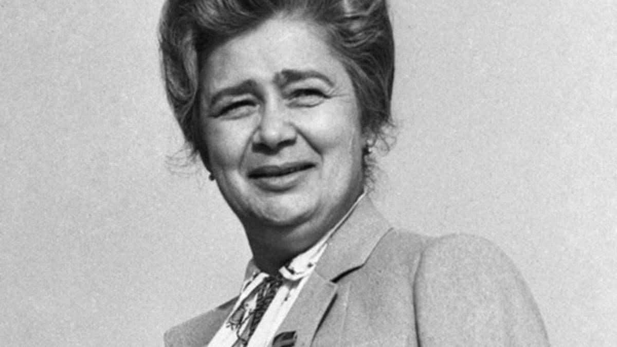 Померла Валентина Шевченко – єдина жінка, яка очолювала Верховну Раду УРСР