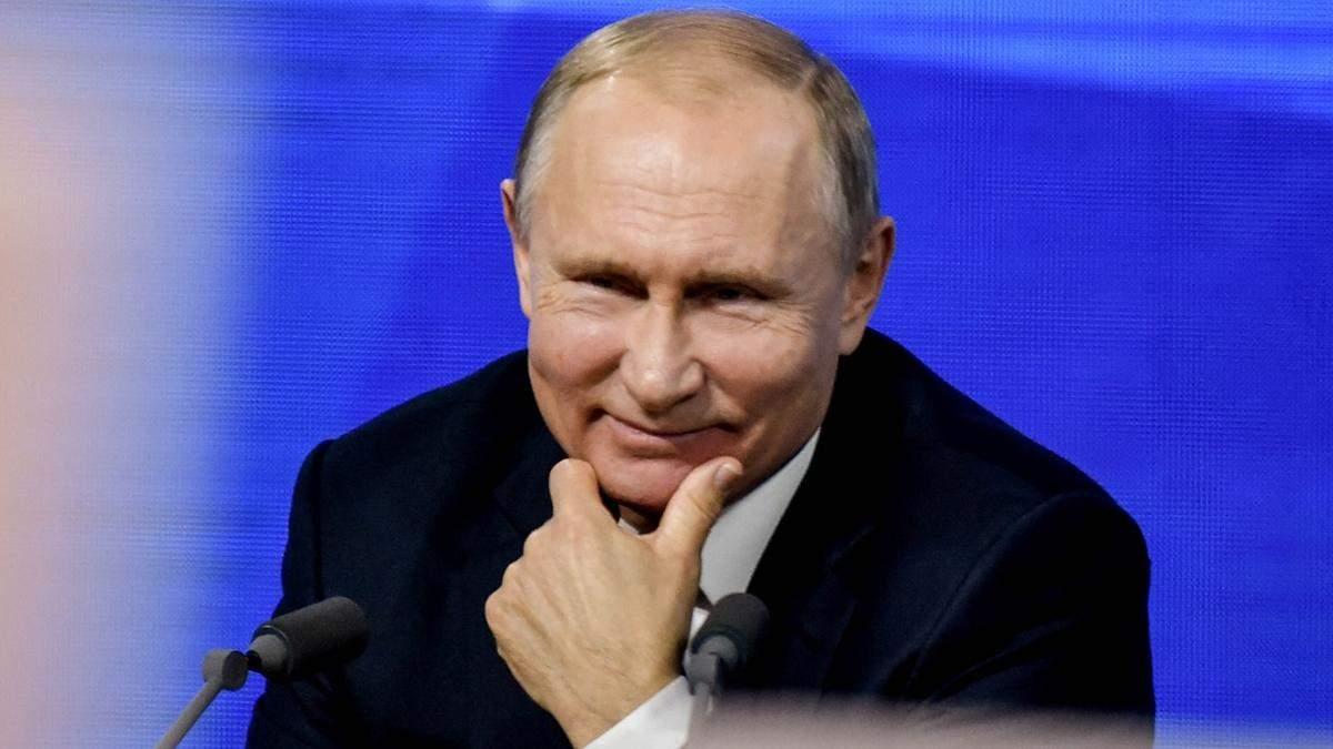 """Путин пригласил Эрдогана в Крым увидеть """"реальное положение дел"""""""