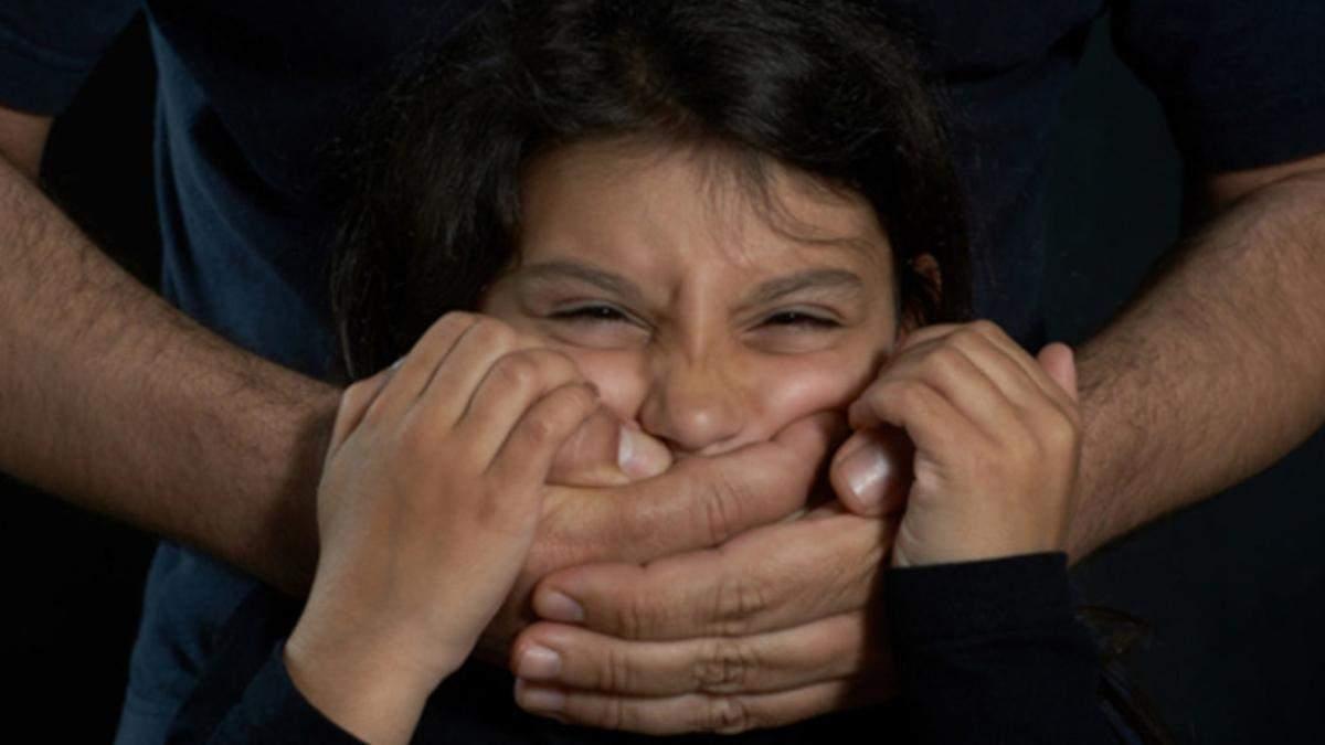 Днепрянин похищал детей и снимал их в порно
