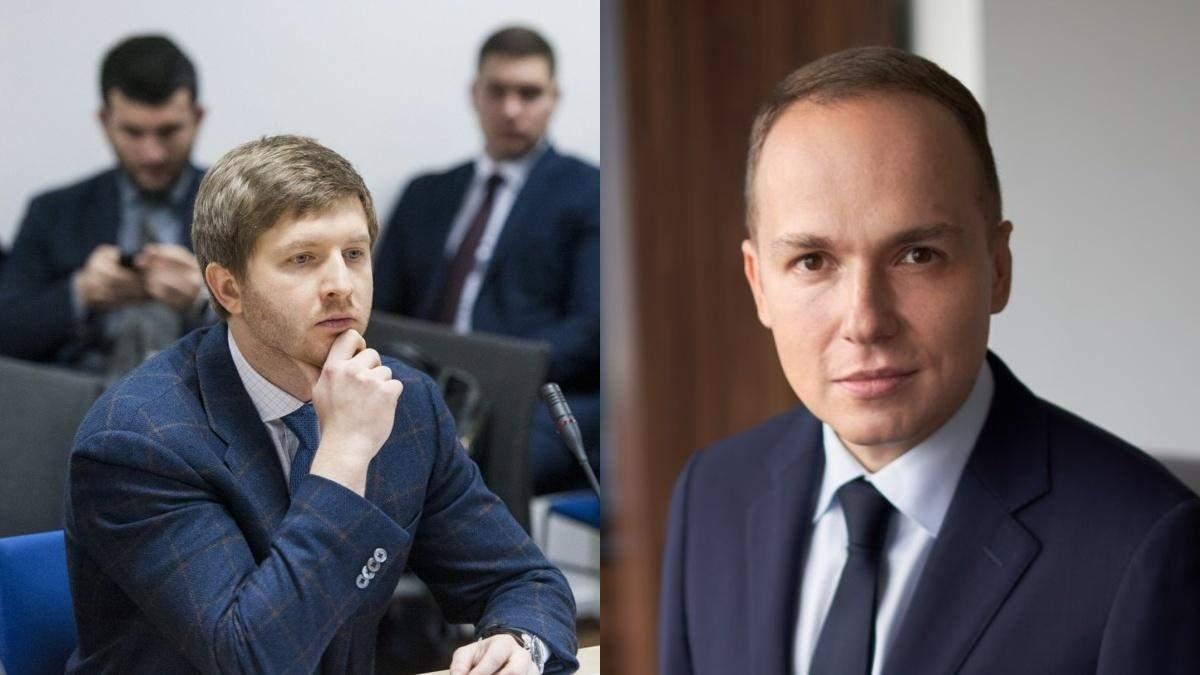Дмитрий Вовк и Иван Гелюх